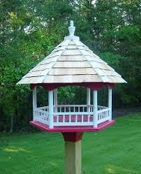 Plans for a Big Gazebo Platform Bird Feeder Wood Plans with s