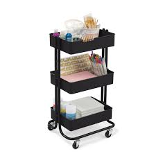 Michaels Art Desk Instructions by Find The Mint Lexington 3 Tier Rolling Cart By Recollections At