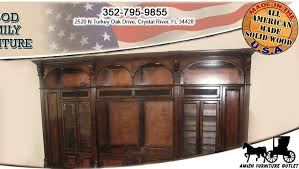 Solid Wood Furniture in Citrus County Amish Furniture in Crystal