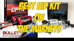 top 5 best hid kit on the markets 2017