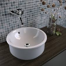 arbeitsplatte waschbecken waschbecken badezimmer tris 42 olympia