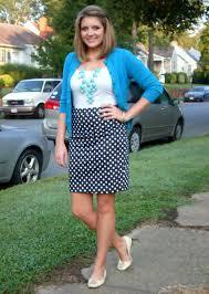 navy blue and white polka dot skirt u2013 modern trending things photo