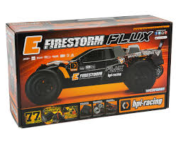 HPI E-Firestorm 10T Flux 1/10 RTR Brushless Stadium Truck [HPI112878 ...