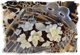 decoration patisserie en chocolat décors pâtissiers de gâteaux présentation des assiettes et des plats