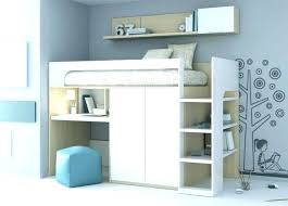lit mezzanine 1 place bureau integre lit hauteur avec bureau lit mezzanine 2 places avec bureau but