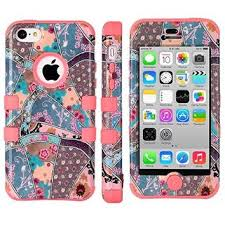 iPhone 5C Case ULAK 3 in 1 Shield Series from Amazon