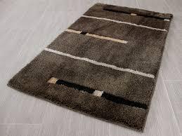 pacific badteppich kabara braun streifen in 5 größen