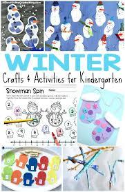 Kindergarten Winter Art Projects Kids Activities And Crafts For