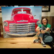100 1951 Chevy Truck Chevytruckwithshan MILLER Imaging Digital Solutions