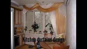 Kitchen Curtain Ideas Pictures by Kitchen Curtains Design Kitchen Accessories Ideas Youtube