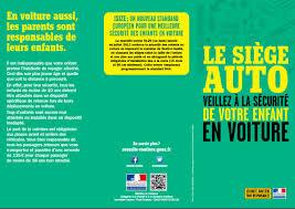 securite routiere siege auto installer les enfants code de la route gratuit tests et cours en