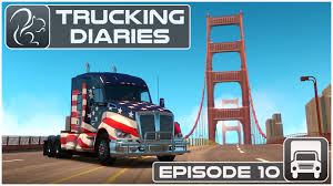 Trucking Diaries - Episode #10 (American Truck Simulator) - YouTube Life Of An American Truck Driver Youtube Kenworth 521 Images From Finchley Skin Greyhound Bus For Ats Mod Simulator The State Trucking Schools Jobs Old School Kneworth Livestock Haul All Driving Best In Orange County America Commercial In An Official Trailer Theres A Huge Shortage Of Drivers Heres Why Transportation Car Born Stock Vector 558520807