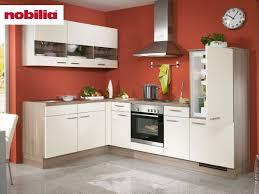 l küche 185 x 285 cm softmatt weiß speed