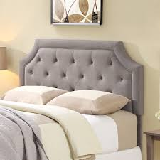 bedroom marvelous king size headboard and footboard upholstered