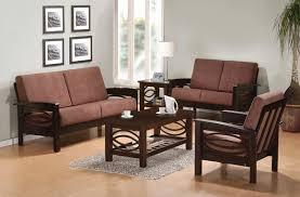 Wooden Sofa Set Designs For Living Room Modern