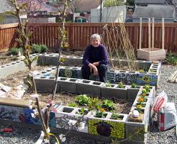 Whimsical Raised Beds Make Them Now