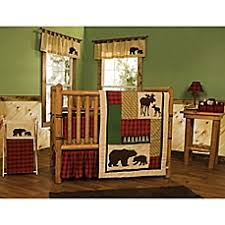trend lab northwoods crib bedding collection buybuy baby