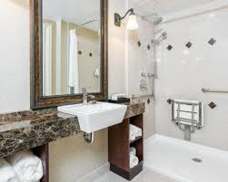 Minimum Bathroom Counter Depth by Bathroom Enchanting Handicap Bathroom Design For Your Home Ideas