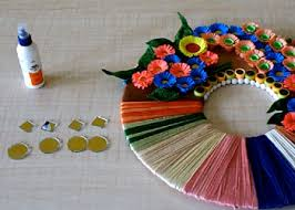 17 Wall Decoration Using Paper DIY Ideas How To Make A Room Decor