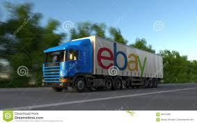 Freight Semi Truck With EBay Inc. Logo Driving Along Forest Road ... Western Star Dump Truck Together With 1960 Ford And Used Trucks In Wiking Mercedesbenz Tanker Hoechst Organische Chemikal Semi Amt Diamond Reo Tractor 125 Scale Model Kit T537 Ebay Diecast Ebay Best Resource Rand Mcnally 2018 Motor Carriers Road Atlas Driver Rv Vtg Rigs Remote Control Vehicle Set Battery Powered Elegant Peterbilt Plastic Junkyard Freight Semi Trucks With Inc Logo Loading Or Unloading At Bangshiftcom 1974 Dodge Big Horn For Sale Commercial 379 359 Garage Wall Man Cave Vinyl Banner Freightliner Heat Heater Ac Hvac Temperature Control A2260645101