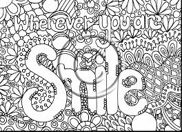 Fantastic Printable Abstract Coloring Pages With And Mandala Free