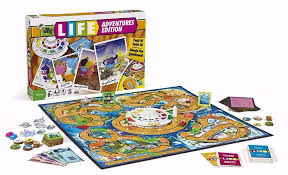 The Game Of Life Adventures Edition Excellent Condition Instructions Included No Missing Parts