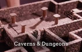 3d Dungeon Tiles Kickstarter by Miniature Terrain Games Tiles U2013 Unpainted Or Beautifully Hand Painted