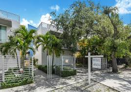 100 Modern Miami Homes Listed Sold In 6 Days FreeStanding Townhome In