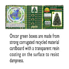 65 Ft Christmas Tree by Oncor Recycled Christmas Trees