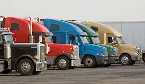 Long-Haul Truck Idling Burns Up Profits