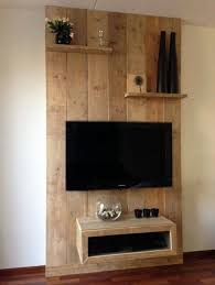 Diy Wooden Pallet Tv Stand Design Ideas Pallets