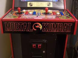 Mortal Kombat Arcade Cabinet Restoration by Mortal Kombat Restoration