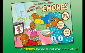 Berenstain Bears Halloween by Bb Trouble With Chores Android Apps On Google Play
