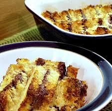 cuisine dessert nutella brioche pudding fab food 4 all