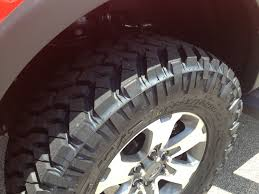 Max tire size with 2 inch level