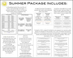 Printable Summer Time Activities For Kids