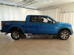 2014 Used Ford F-150 4WD SuperCrew 145