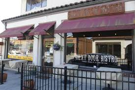 Paso Robles restaurant Next Door Bistro is tiny but big on flavor
