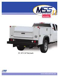 MSSII Service Body - Monroe Truck Equipment Hudson River Truck And Trailer Plowsite 6 Door Neal Johnson Ltd Hd Snow Ice Cliffside Body Bodies Equipment Fairview Nj Monroe Top Car Reviews 2019 20 Ford Dump Trucks Salt Lake City Ut The Dexter Company Certified Red 2014 Chevrolet Silverado 2500hd Stk 18c542a Ewald 2006 Kodiak C4500 Pickup By Pick Gallery New 3500hd Work 2d Standard Cab Near General Motors Cinch Jeans And Teamed Up