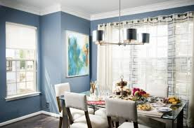 Dining Room Blue Rooms Ideas Walls Home Devotee The