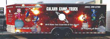 100 Game Truck Richmond Va Snap Galaxy Video Best Birthday Party Idea In