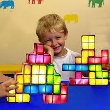 Tetris Stackable Led Desk Lamp Amazon by Online Buy Wholesale Tetris Lamp From China Tetris Lamp
