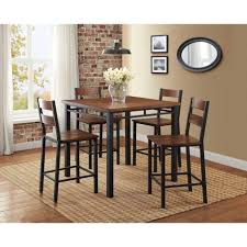 Walmart Kitchen Table Sets by Dining Tables Walmart Dining Sets 5 Piece Dining Set Ikea Small
