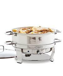 Bella Cucina 65 Qt Electric Round Chafing Dish