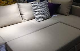 sofa karlstad sofa bed w storage compartment amazing ikea