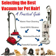 best vacuum for pet hair guide and recommendations