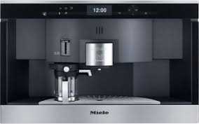 Miele CVA6431 Stainless Steel Built In Coffee Machine With Nespresso System