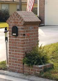 100 Letterbox Design Ideas Brick Mailbox Designs Ignterclub