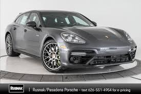 100 Porsche Truck Price New 2018 Panamera Turbo S EHybrid Sport Turismo 4dr Car In