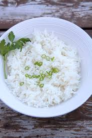 comment cuisiner le riz riz blanc